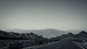 Route Nevada, Californie