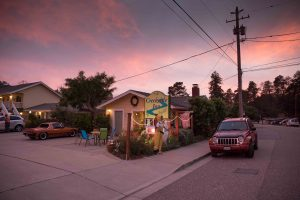 Cambria creekside inn motel Californie hollywood Death valley vallée de la mort Las Vegas Los Angeles San Francisco blog carnet de voyage