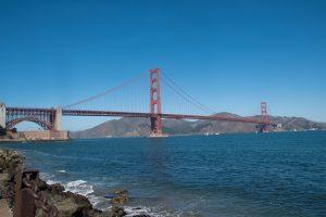 blog carnet de voyage San Francisco Los Angeles Las Vegas Californie Golden Bridge