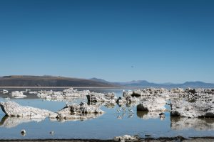 Mono Lake, Californie.