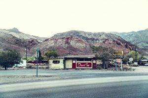 Beatty Death valley vallée de la mort Las Vegas Los Angeles San Francisco blog carnet de voyage voiture américaine motel désert montagnes