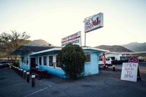 Beatty Death valley vallée de la mort Las Vegas Los Angeles San Francisco blog carnet de voyage désert montagnes diner
