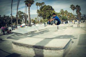Santa Barbara skate Californie hollywood Death valley vallée de la mort Las Vegas Los Angeles San Francisco blog carnet de voyage