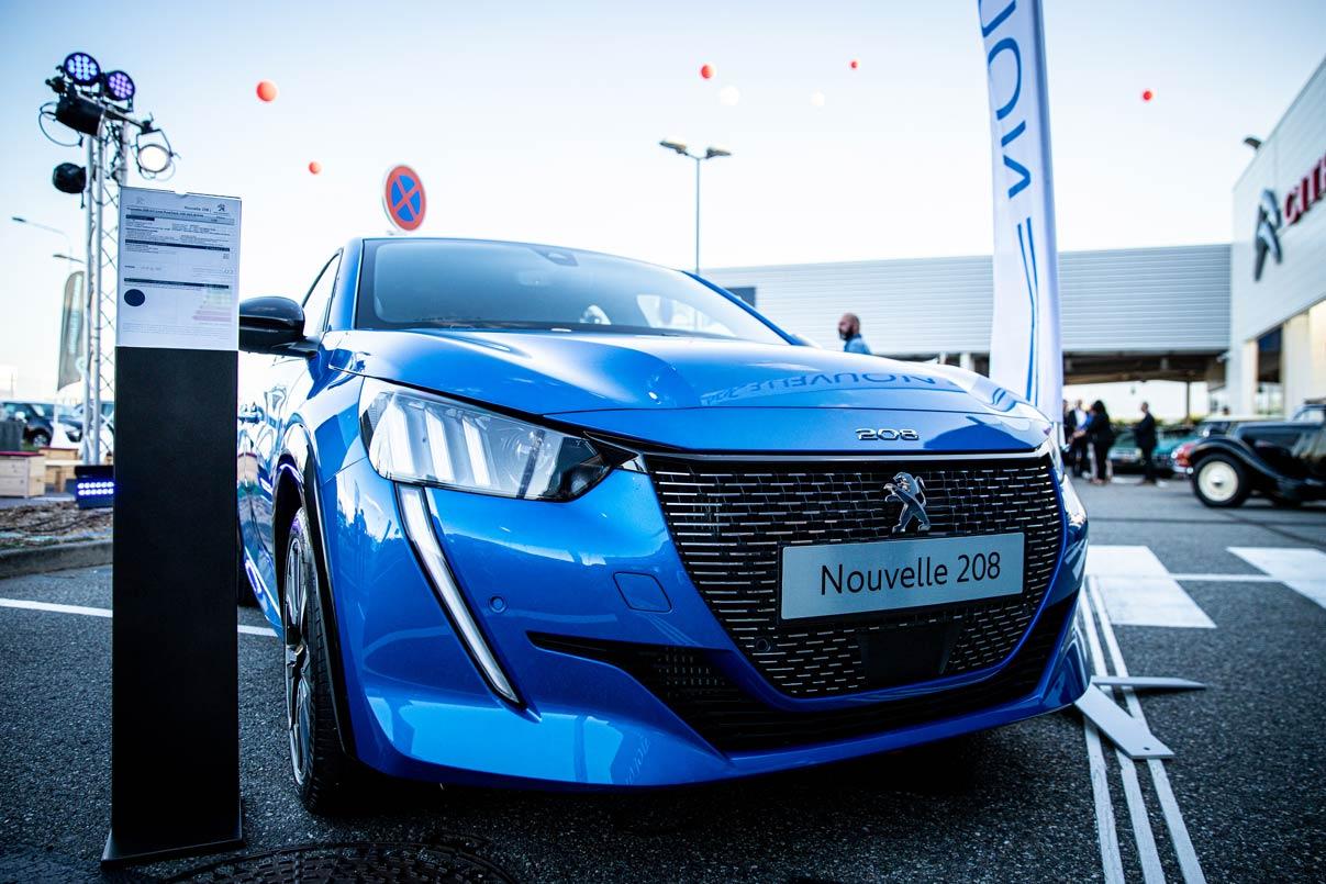 photographe pour Peugeot à Toulouse